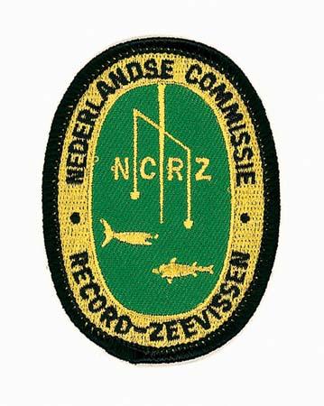NCRZ Recordbadge
