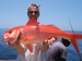 Deepwater Longtail red snapper